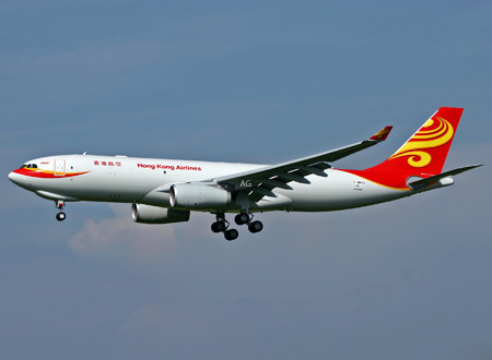 Accord entre Hong Kong Airlines et Airbus