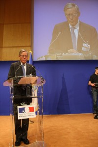 photo_Christian Noyer, Governor of the Central Bank of France_